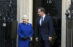Queen and Prime Minister